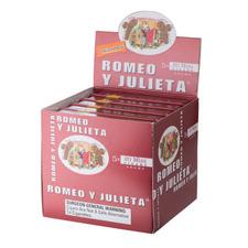 Romeo Mini Aroma 5 Tins of 25